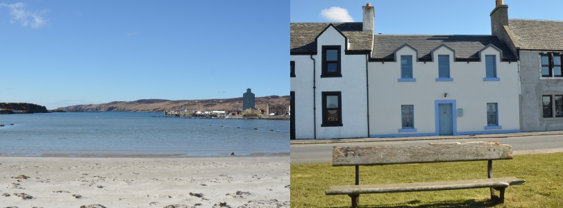 The Lodge - Port Ellen, Islay