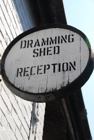 Dramming Shed at Bunnahabhain