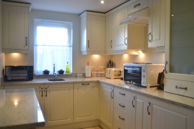 The Lodge - Self Catering Kitchen
